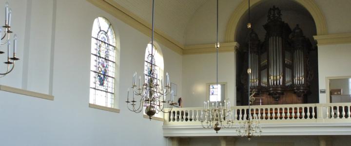 Schilderklus: de katholieke kerk in Bleiswijk